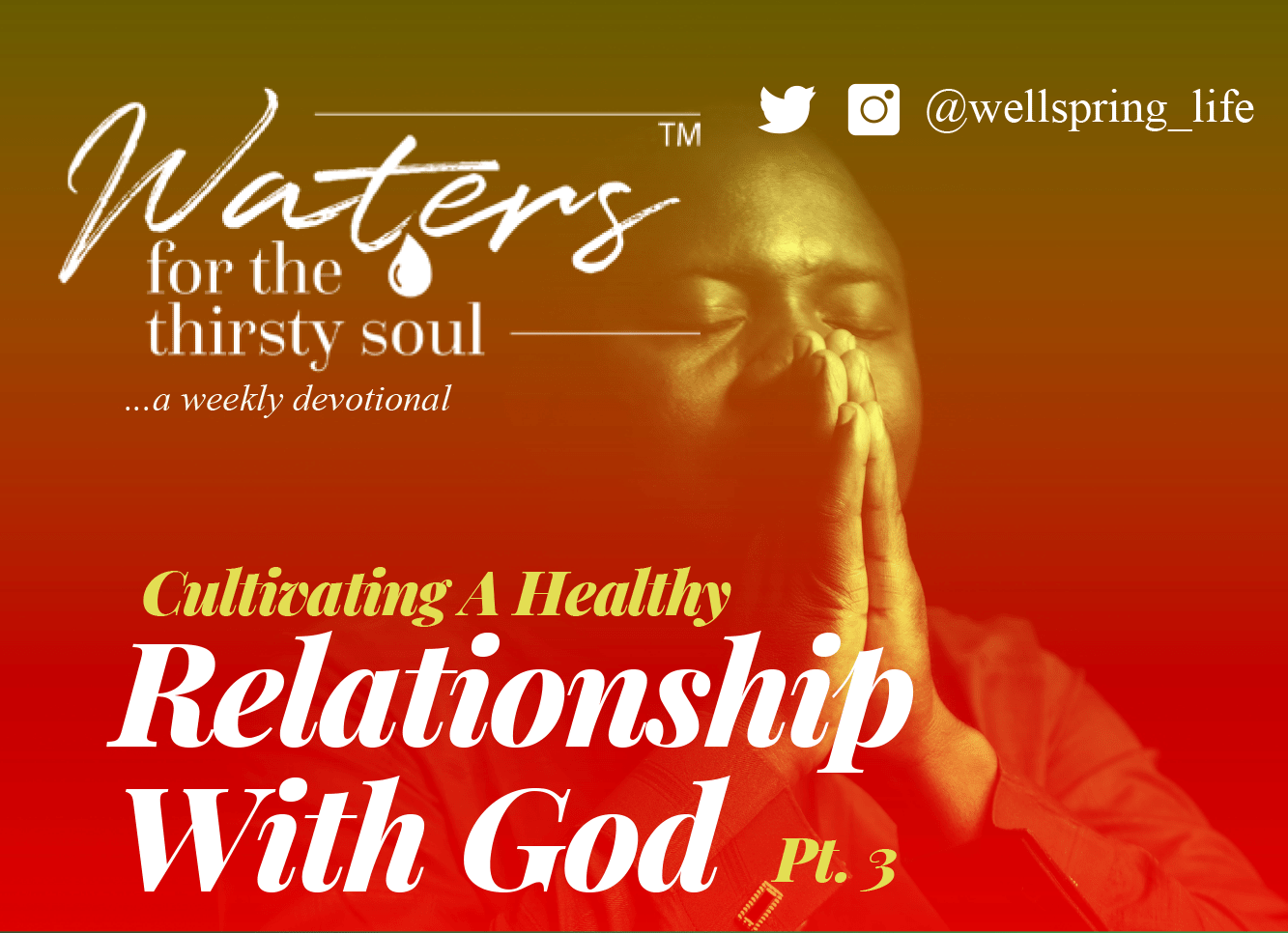 Cultivating A Healthy Relationship With God Pt.3 – Word Study post thumbnail