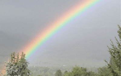 A Blessing for Rainbows