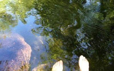 Wading as a Spiritual Practice