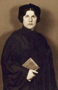 Rabbi Regina Jonas