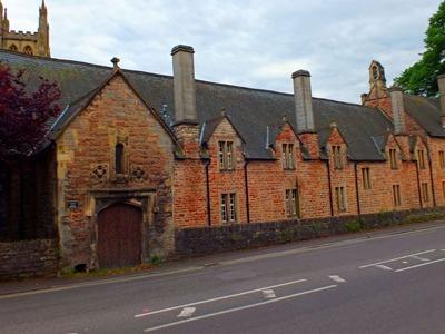 Alms House Chapel Wells