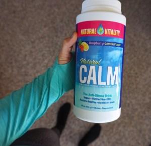 natural calm image