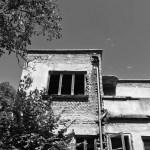 Spooky Derelict building