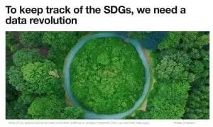 sustainability technology data world economic forum wef