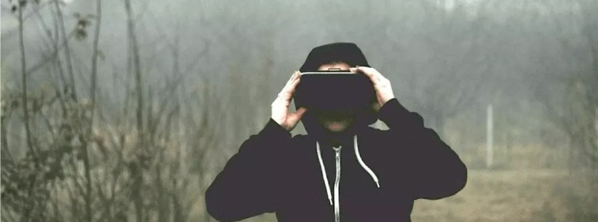 whats the point of 5g - virtual reality example - in the open