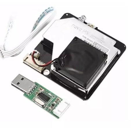 air quality sensor - sds-011