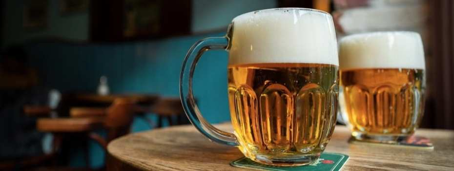 tech4good news - beer, reducing co2, reflective pavements and cooling the planet