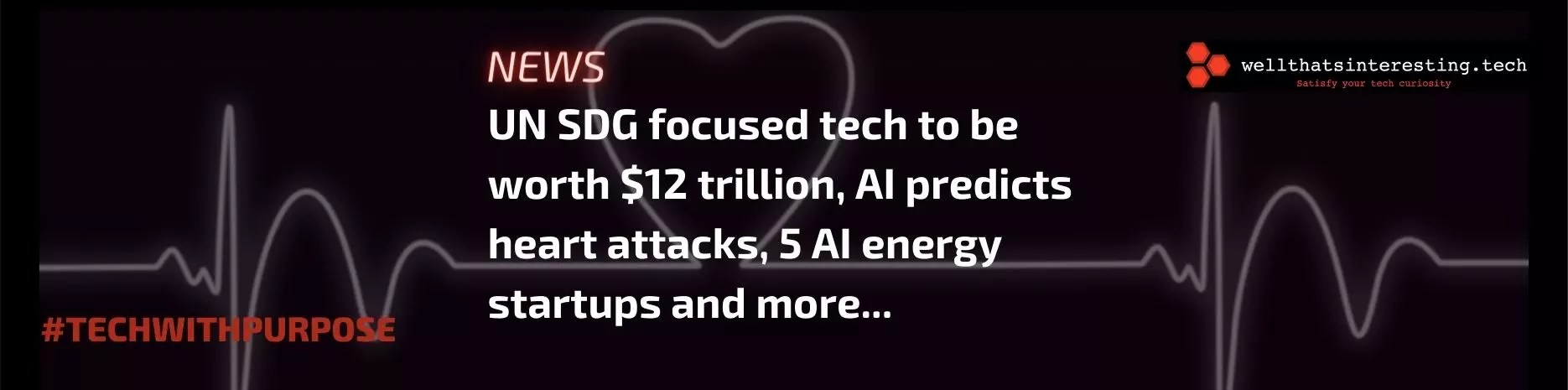 $12 Trillion, AI and health, IoT saves water - ai and health