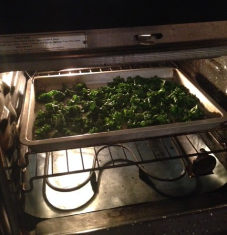 Step 7: Cook in Oven