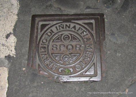SPQR: because it's ROME