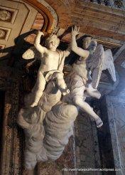 San Luigi dei Francesi: putti