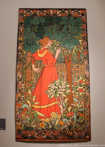 Really pretty tapestry.
