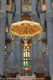 The high altar.