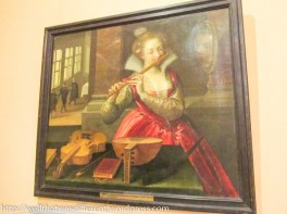 Nice old painting.