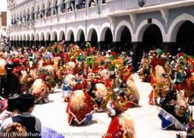 A big group of Incas-impressive!