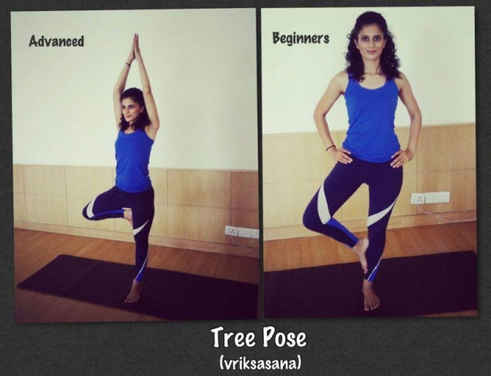 How Tree Pose makes you a better runner