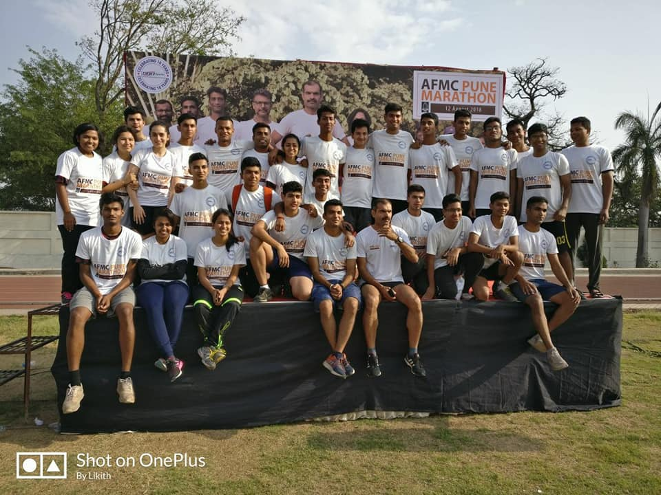 The cadets who passed out of the college and donned the uniforms, joined their new units as young doctors, and immediately endeared the seniors by their physical prowess and ability to perform far beyond the usual 5km prescribed as the assessment for physical standards of fitness.  Wellthyfit.com - Muthukrishnan Jayraman