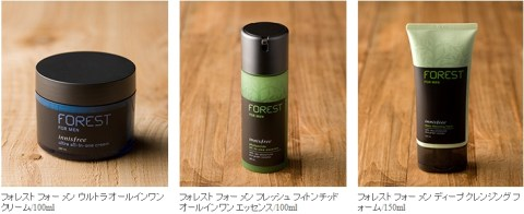 innisfree forest for men