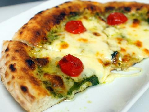 森山ナポリ 冷凍ピザ オリーブオイル