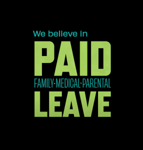 we believe in paid leave