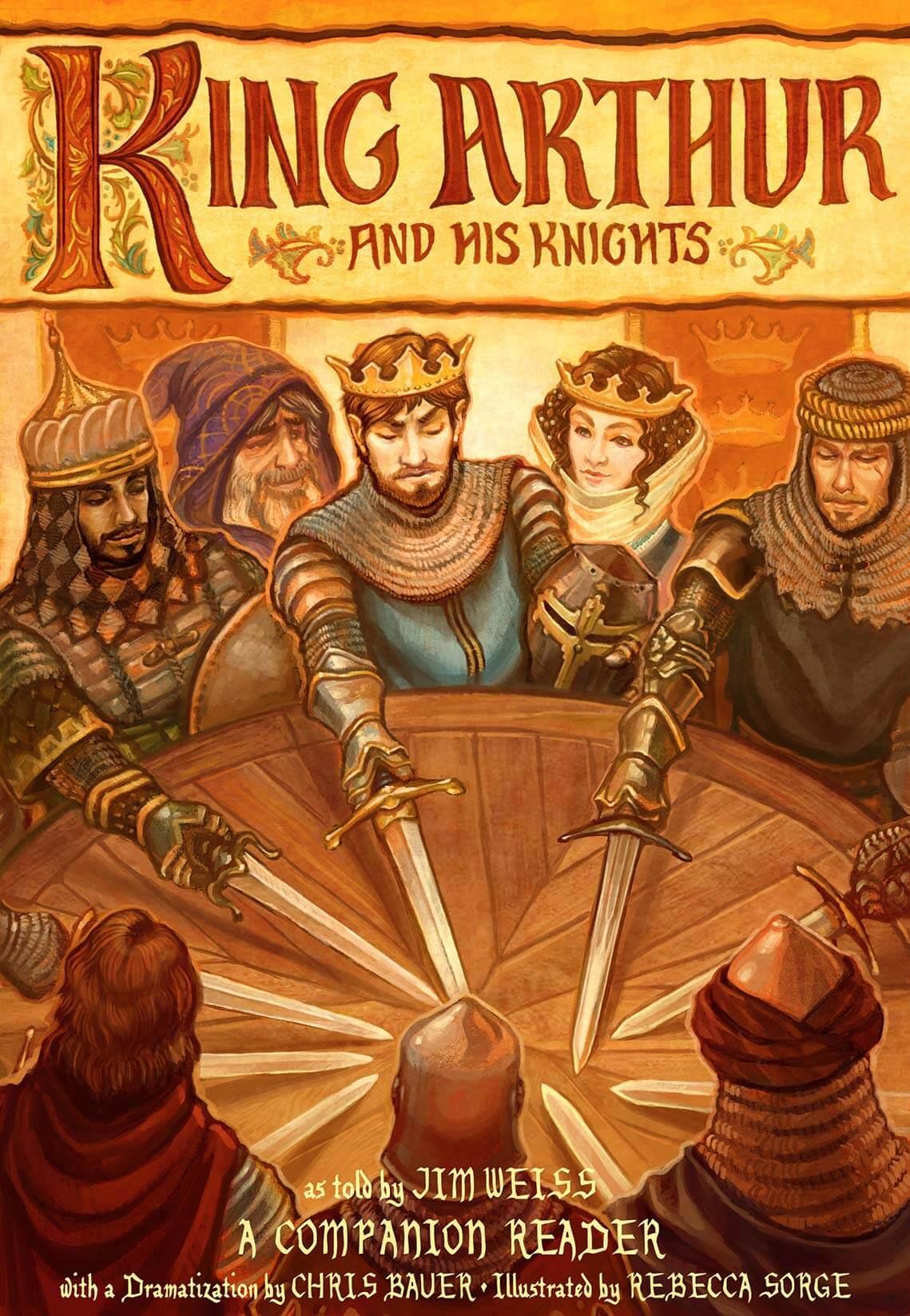 King Arthur And His Knights Digital Bundle