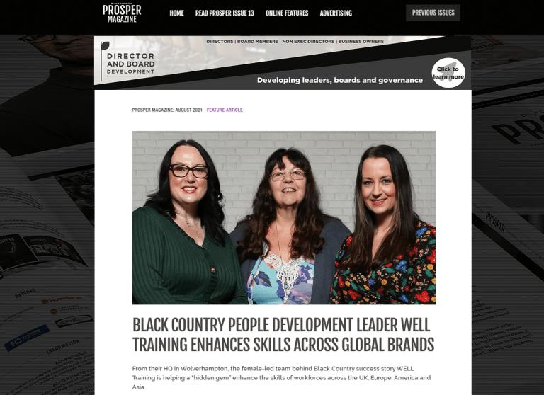 prosper magazine black country chamber sept 2021