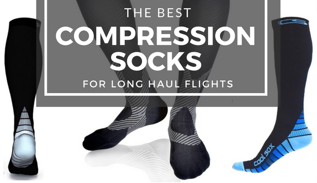 best-compression-socks-for-flying