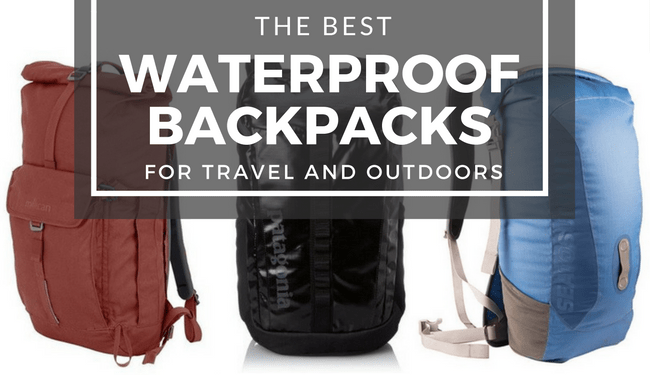 best-waterproof-backpack-for-travel