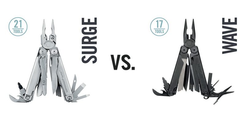 52543af60f2 Leatherman Surge Vs Wave What S The Best Multi Tool
