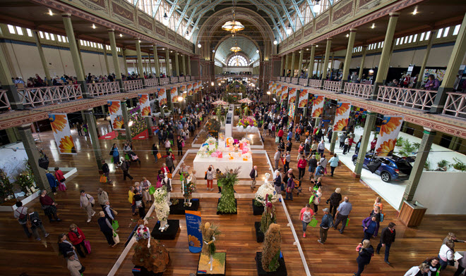 Image courtesy: Melbourne International Flower and Garden Show