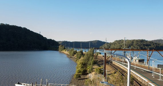Station in NSW