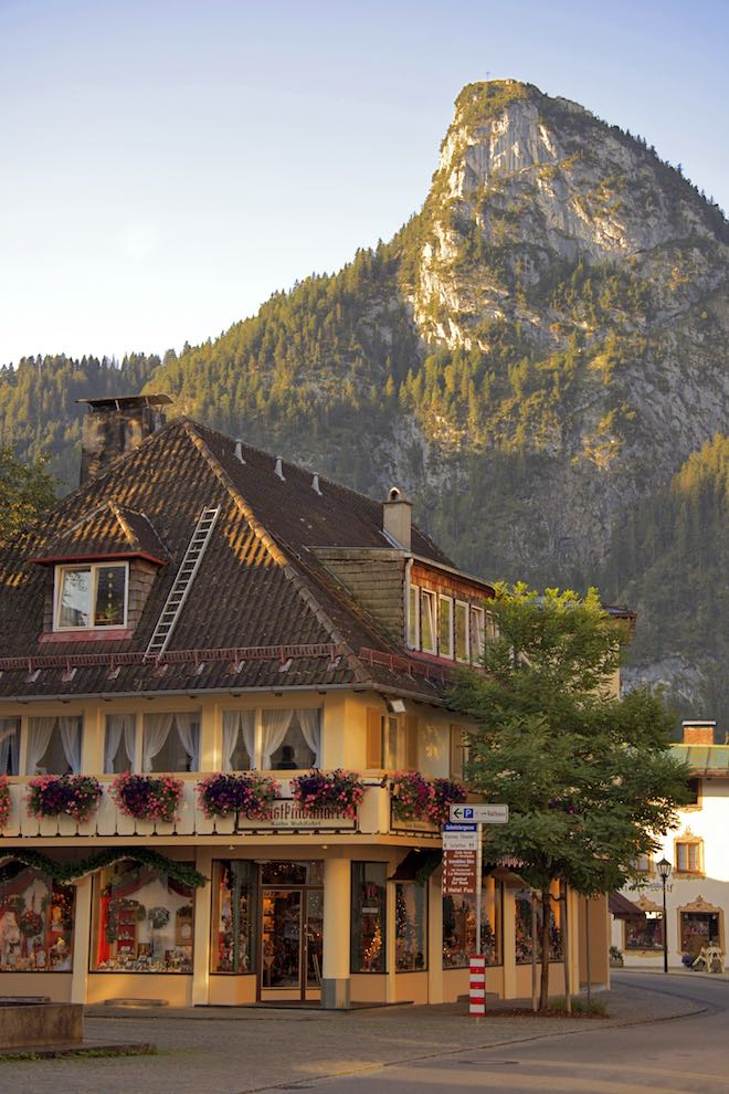 Town of Oberammergau - Image Collette.