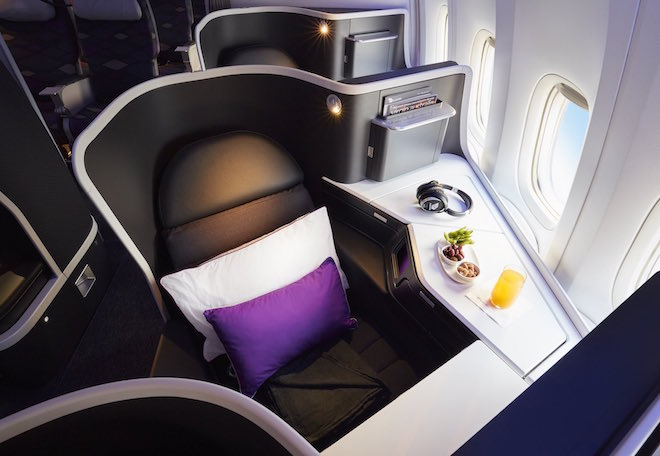 Virgin Australia 'The Business'.