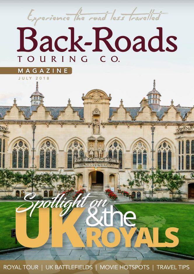 Back-Roads July (UK) edition