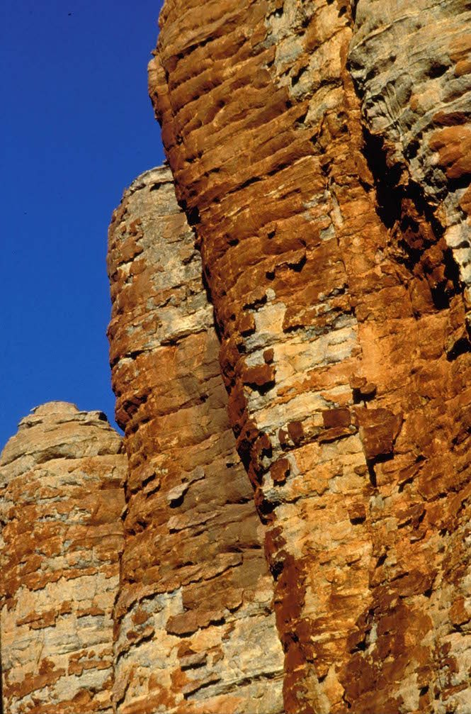 UNUSUAL ROCK FORMATIONS OF THE LOST CITY - IMAGE CREDIT HEARTBREAK HOTEL