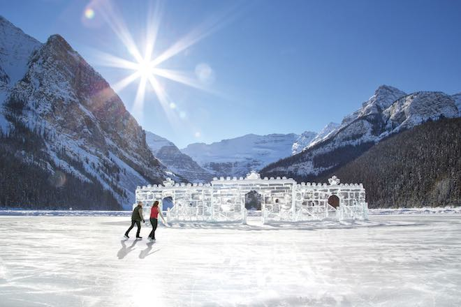 Fairmont Chateau Lake Louise, Canada - Image courtesy Scenic.