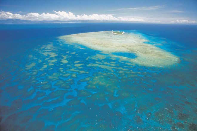 Low Isles, Great Barrier Reef – Image credit Tourism Queensland