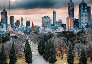 Melbourne city 800x600