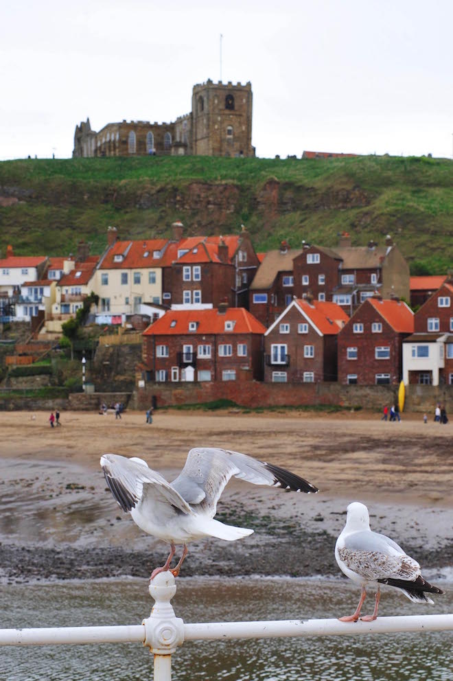 THE POPULAR SEASIDE HARBOUR TOWN OF WHITBY- IMAGE CREDIT PAUL MARSHALL