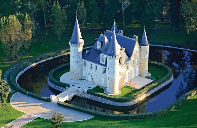 Chateau Agassac, France