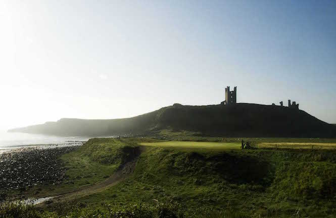 Dunstanburgh Castle – Image credit Paul Marshall