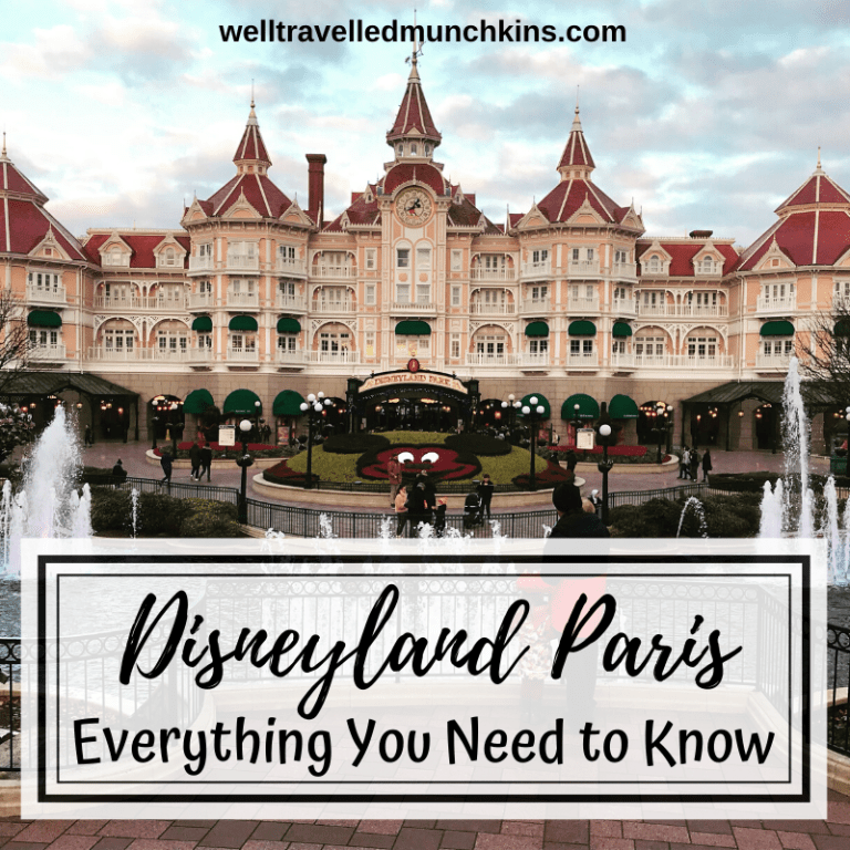 Disneyland Paris – Everything You Need to Know