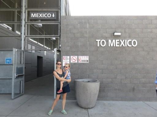 The way to Tijuana