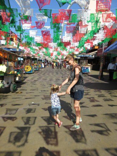 Dancing in Mariachi Square, Tijuana