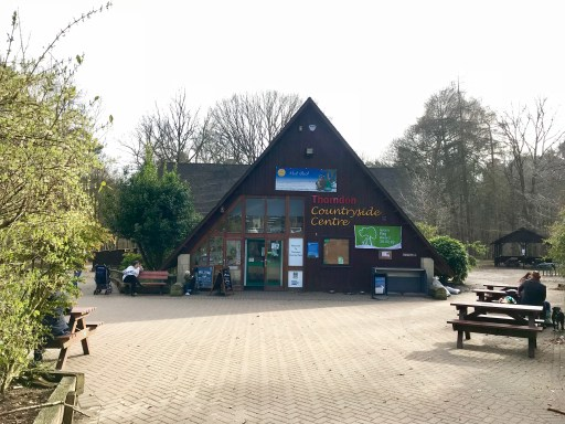 Thorndon Country Park Centre home to the cafe and shop
