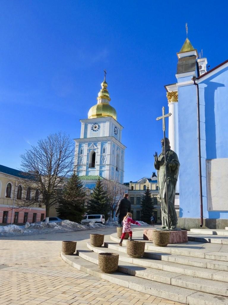 St Michael's Monastery - Kiev's Churches