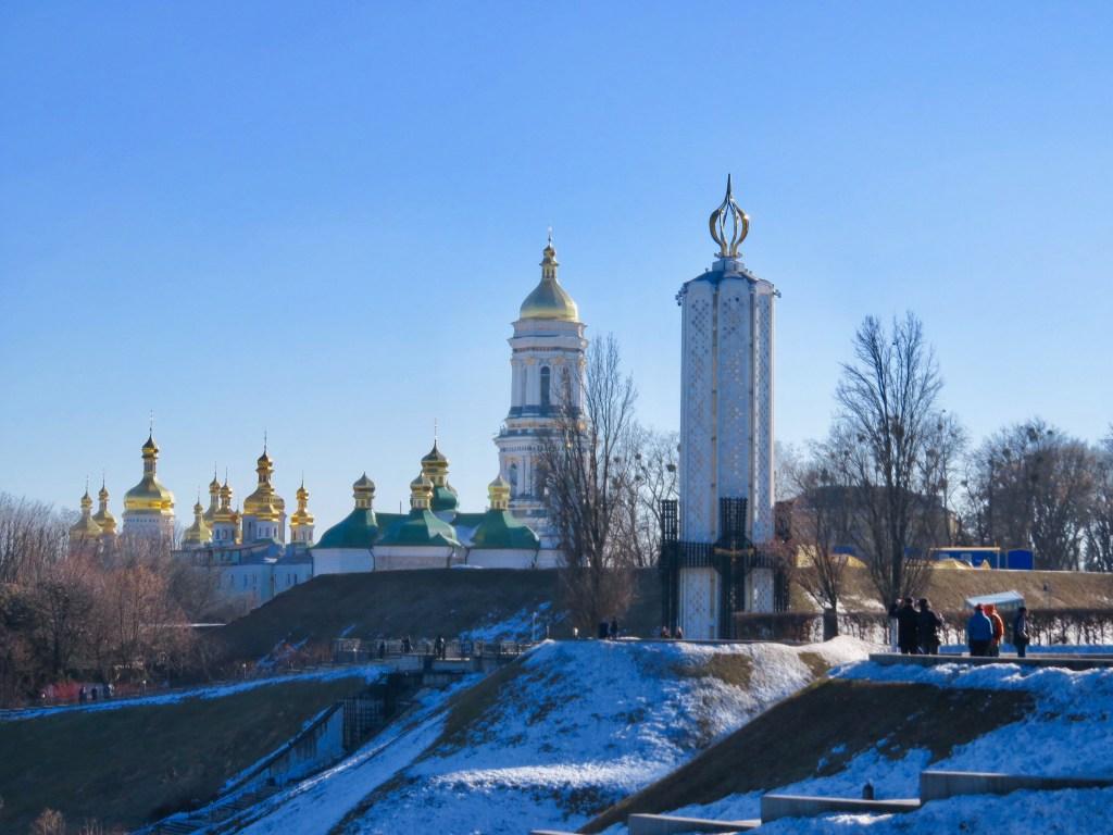 Kiev's churches - Pechersk Lavra