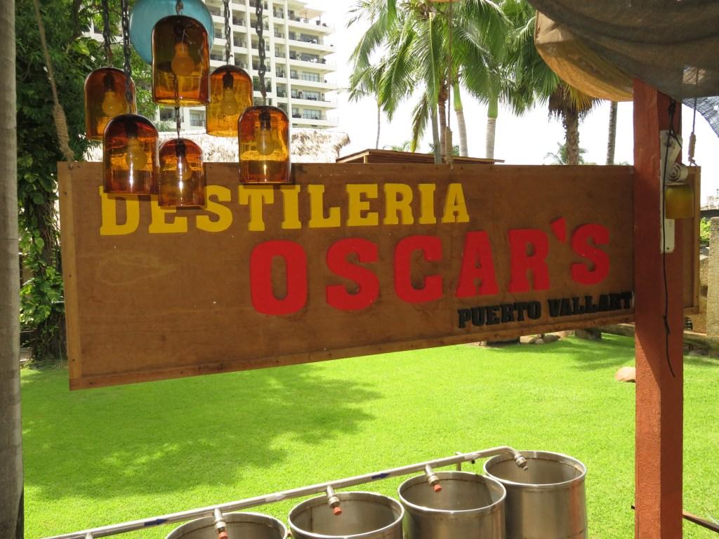 Oscar's Tequila Distillery