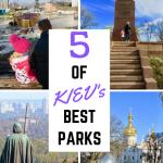 5 of Kiev's Best Parks