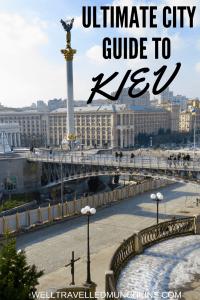 Ultimate City Guide to Kiev